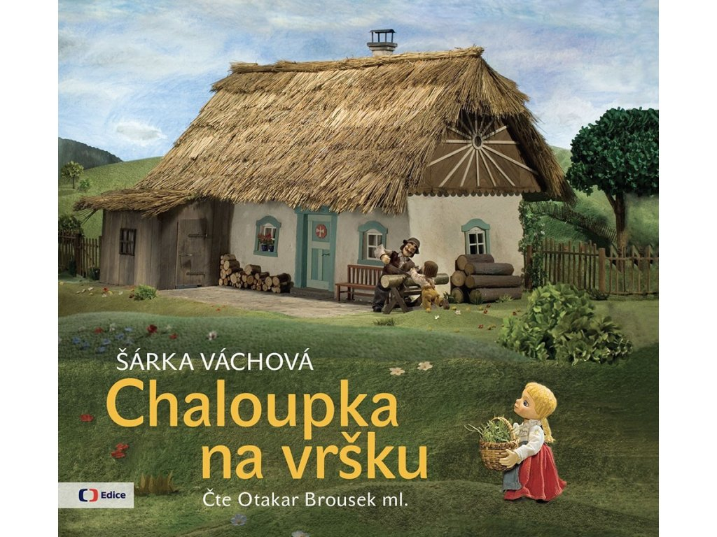 ALBATROS Chaloupka na vršku (audiokniha pro děti) - Šárka Váchová