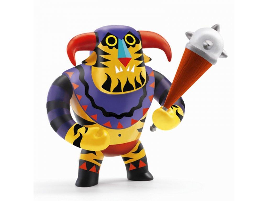 DJECO Pohyblivá figurka - Brutus