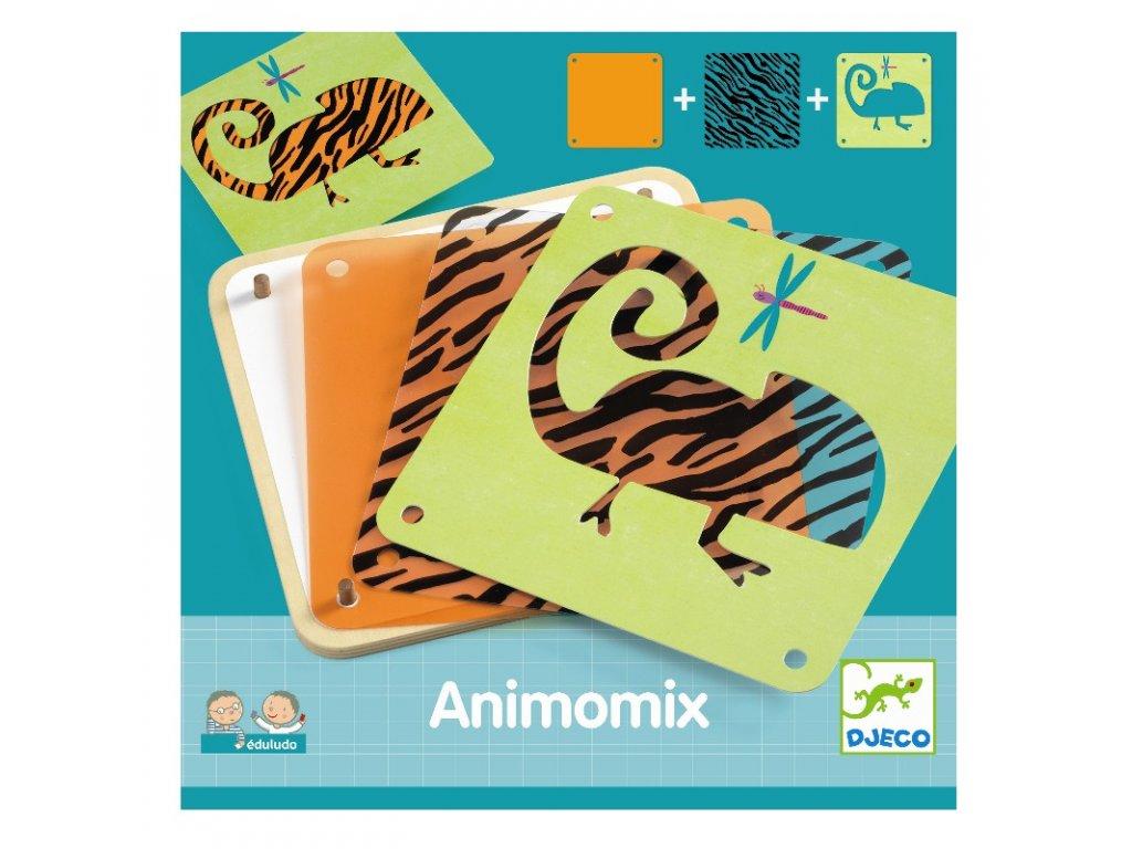 DJECO Hra - Animomix