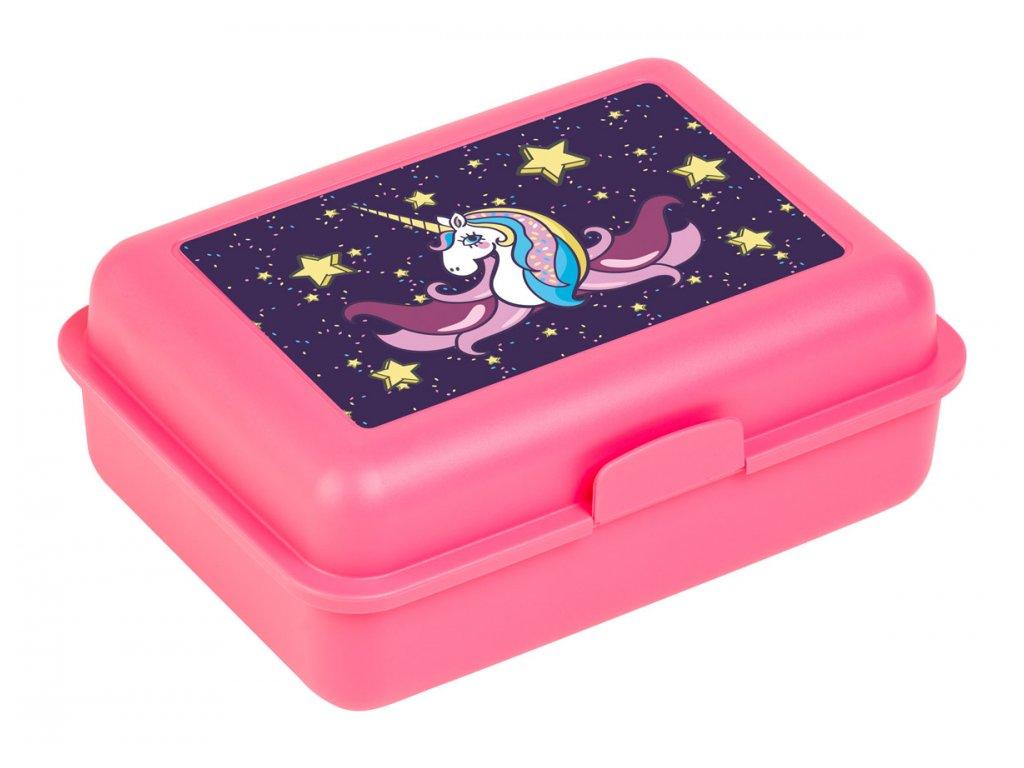 Box na svačinu Unicorn