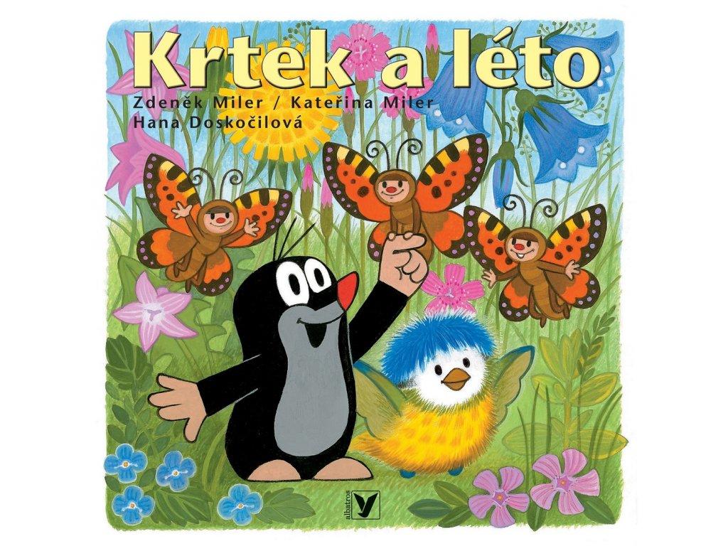 ALBATROS Krtek a léto - Hana Doskočilová