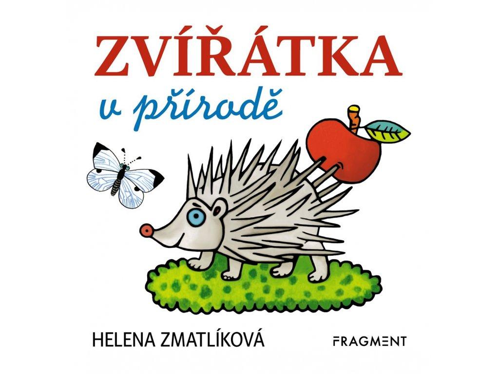 Fragment Zvířátka v přírodě – Helena Zmatlíková