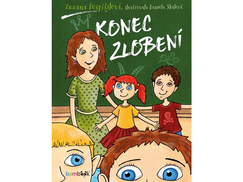 GRADA Konec zlobení - Zuzana Pospíšilová