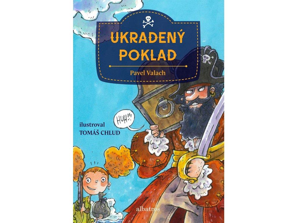 ALBATROS Ukradený poklad - Pavel Valach