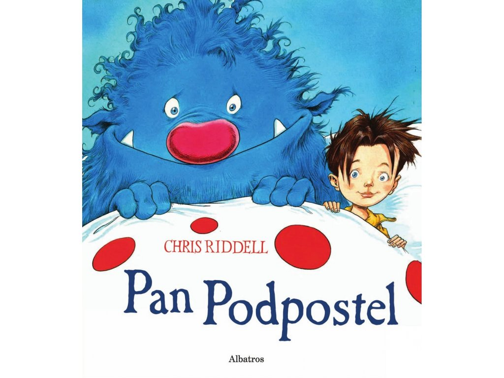 ALBATROS Pan Podpostel - Chris Riddell