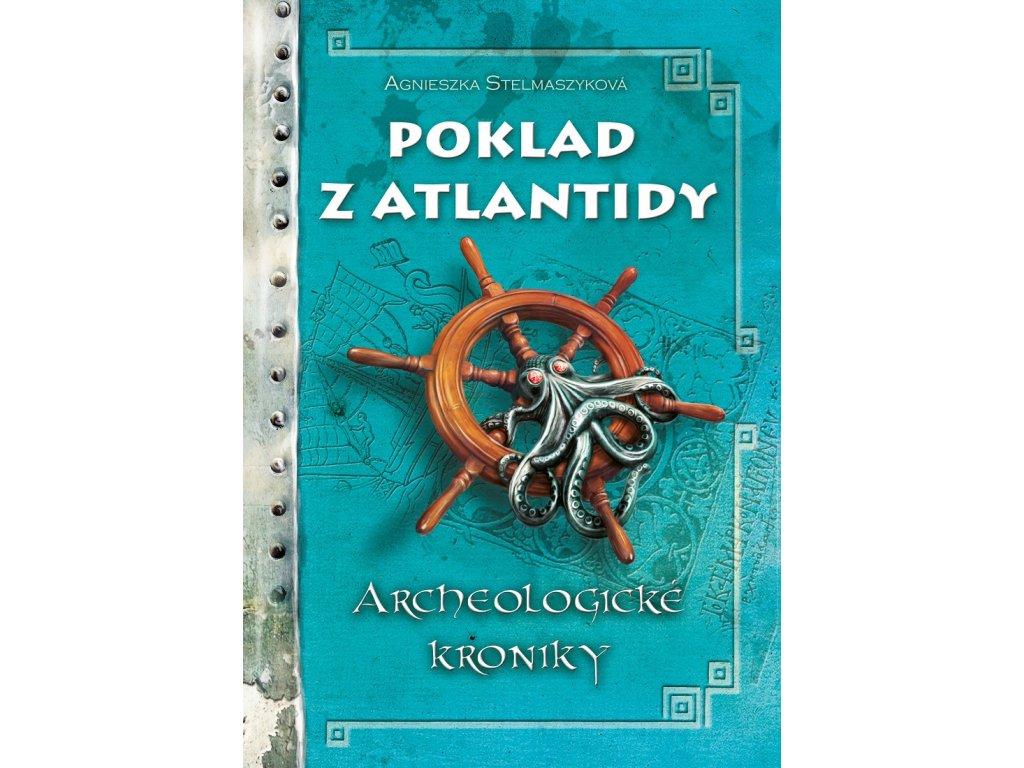 CPRESS Poklad z Atlantidy - Agnieszka Stelmaszyková