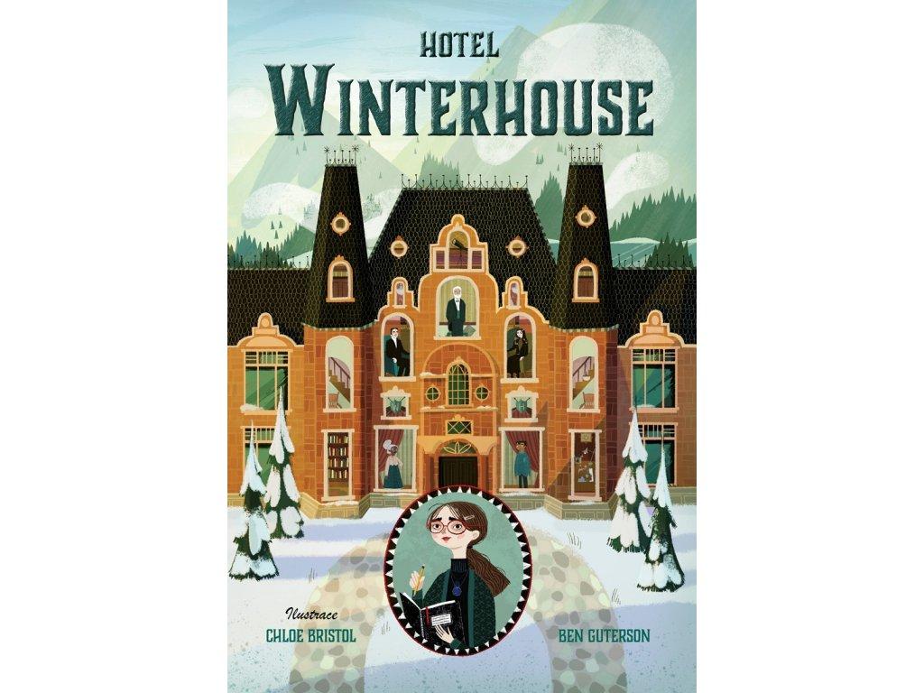 CPRESS Hotel Winterhouse - Ben Guterson