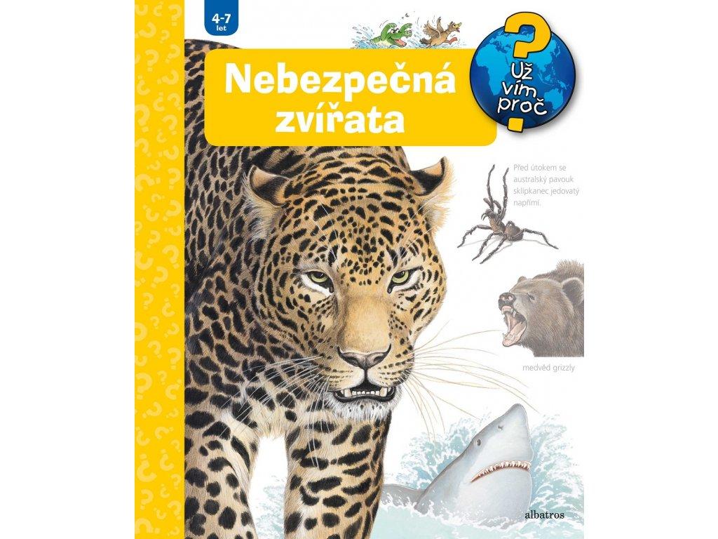ALBATROS Nebezpečná zvířata - Angela Weinhold