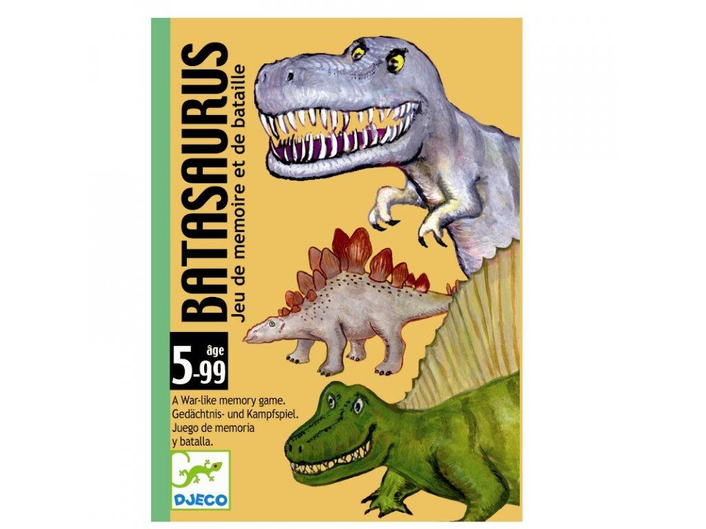 DJECO Karetní hra - Batasaurus
