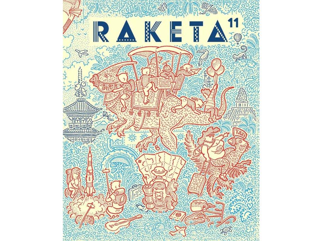 LABYRINT RAKETA č. 11 / Cestování
