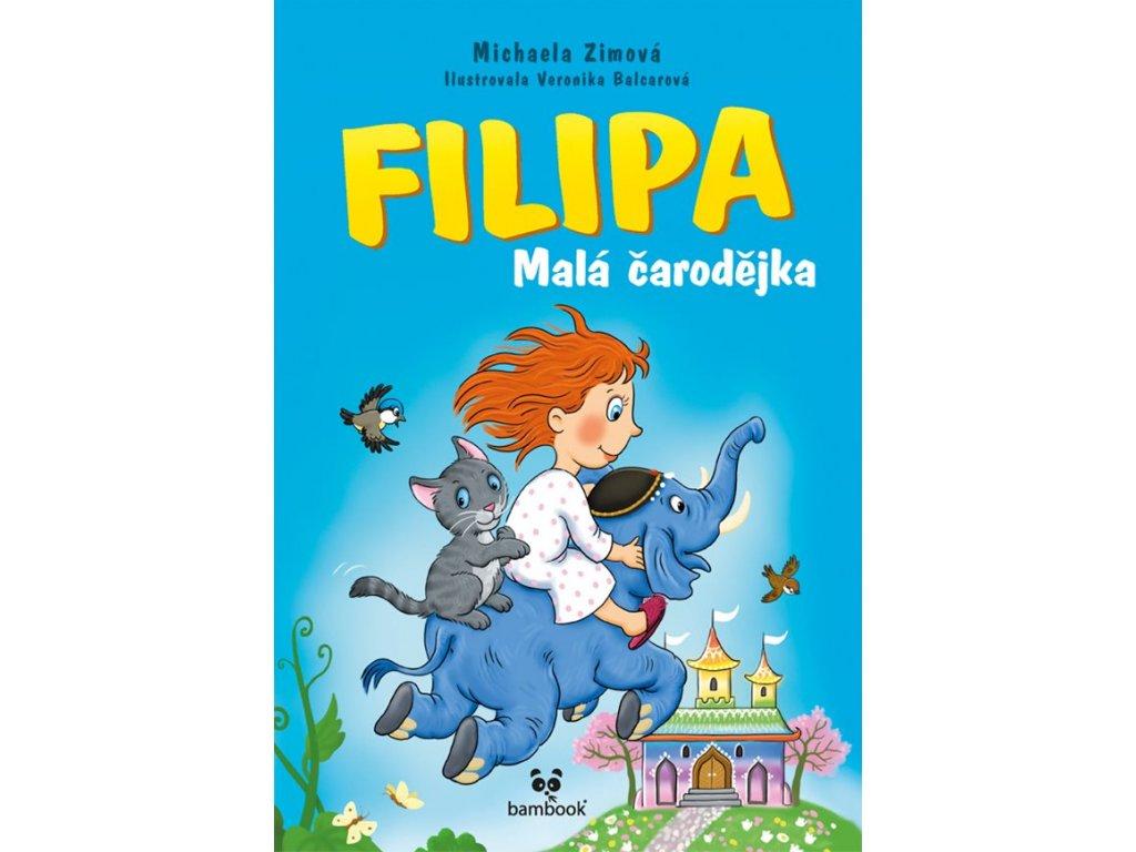 GRADA Filipa - Malá čarodějka - Michaela Zimová