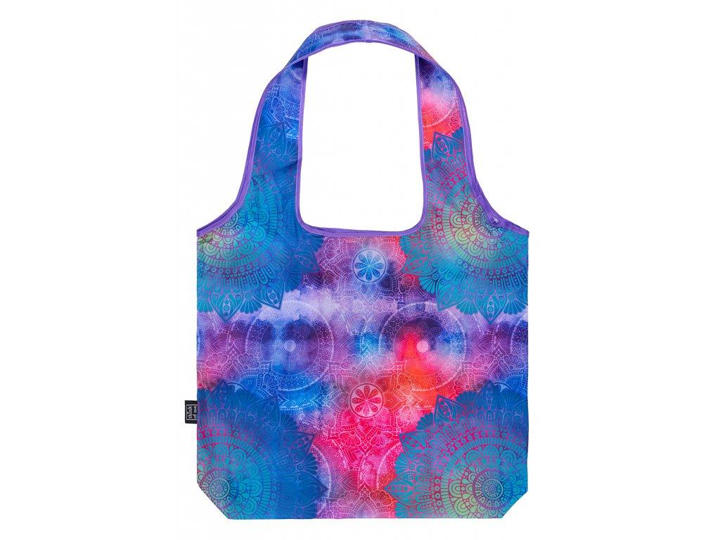 BAAGL Skládací nákupní taška Mandala