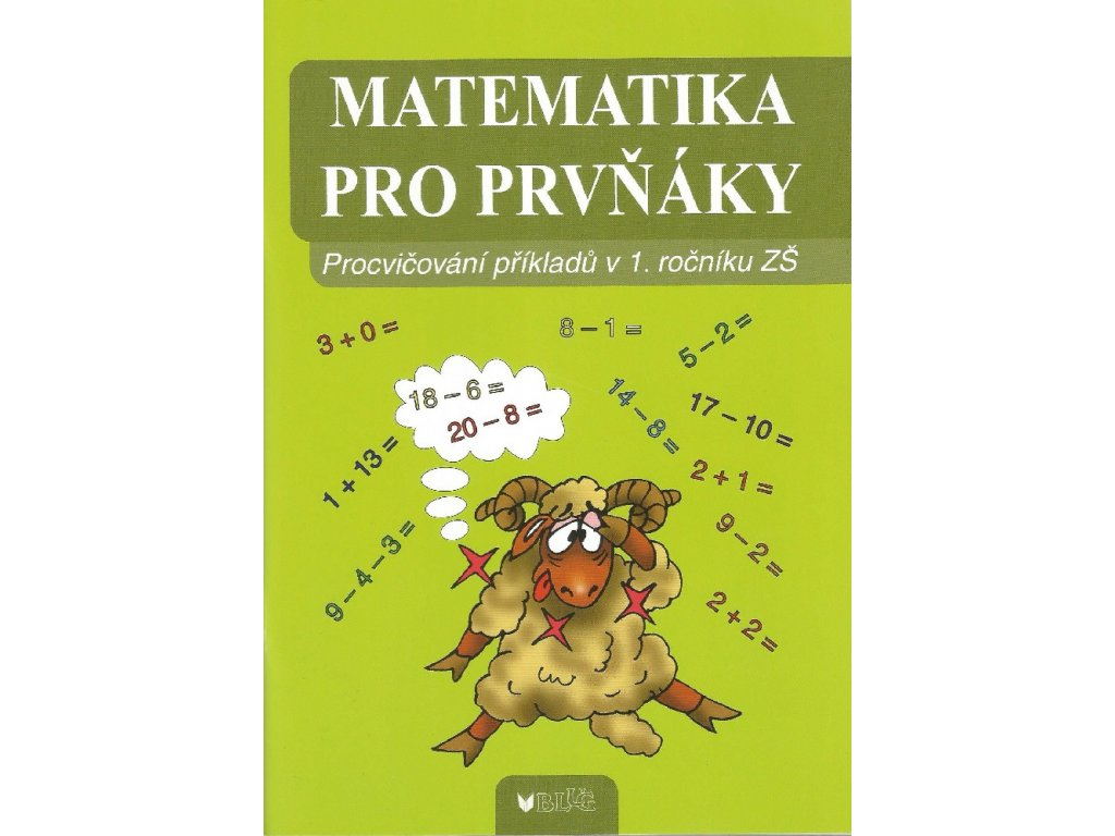 BLUG Matematika pro prvňáky - Vlasta Blumentrittová