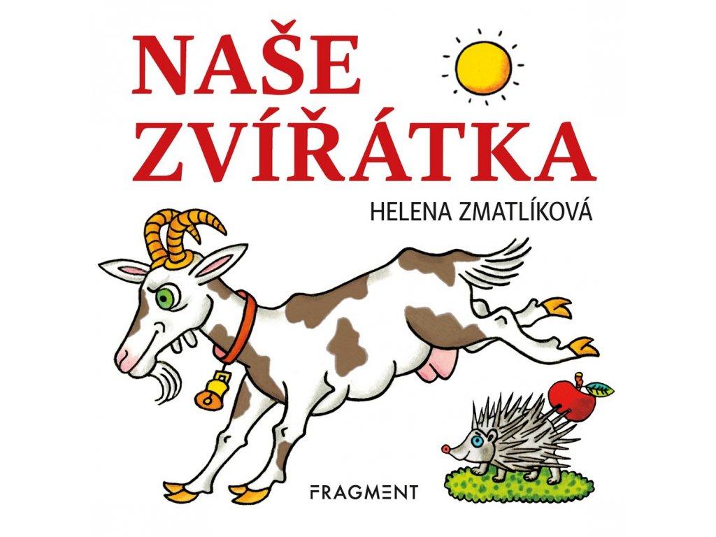 Fragment Nase zviratka – Helena Zmatlíková
