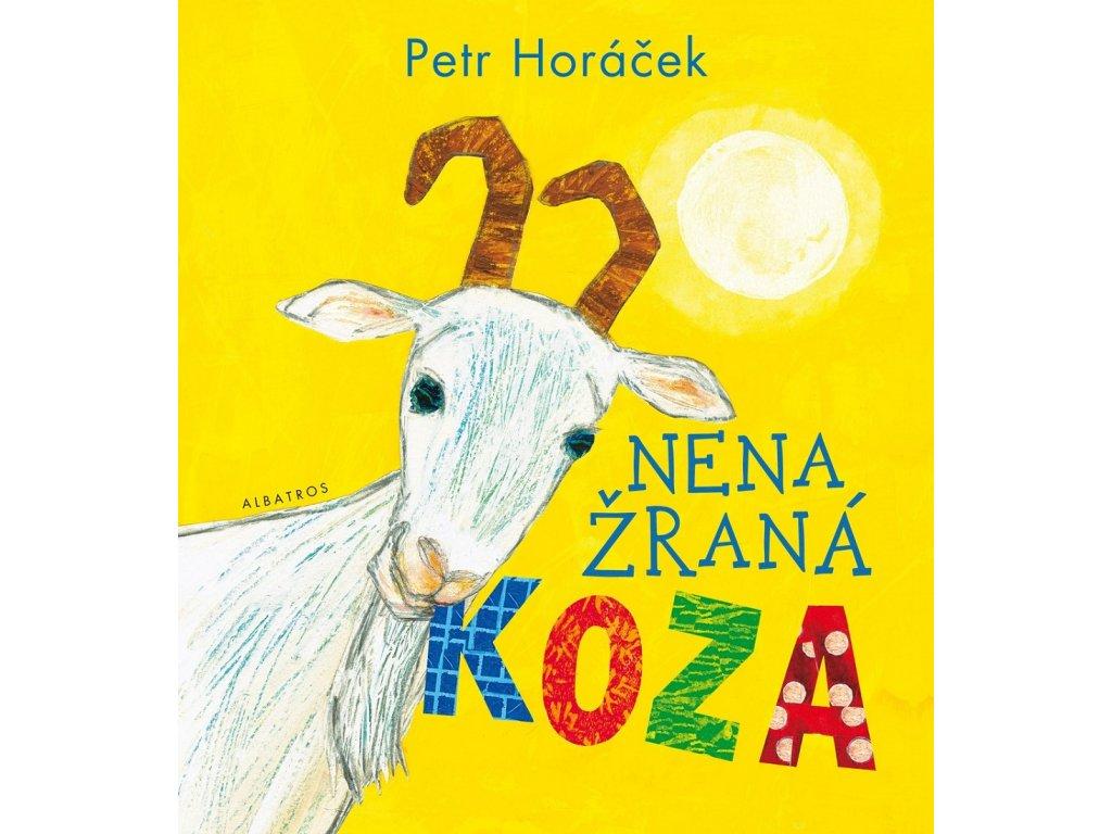 ALBATROS Nenažraná koza - Petr Horáček