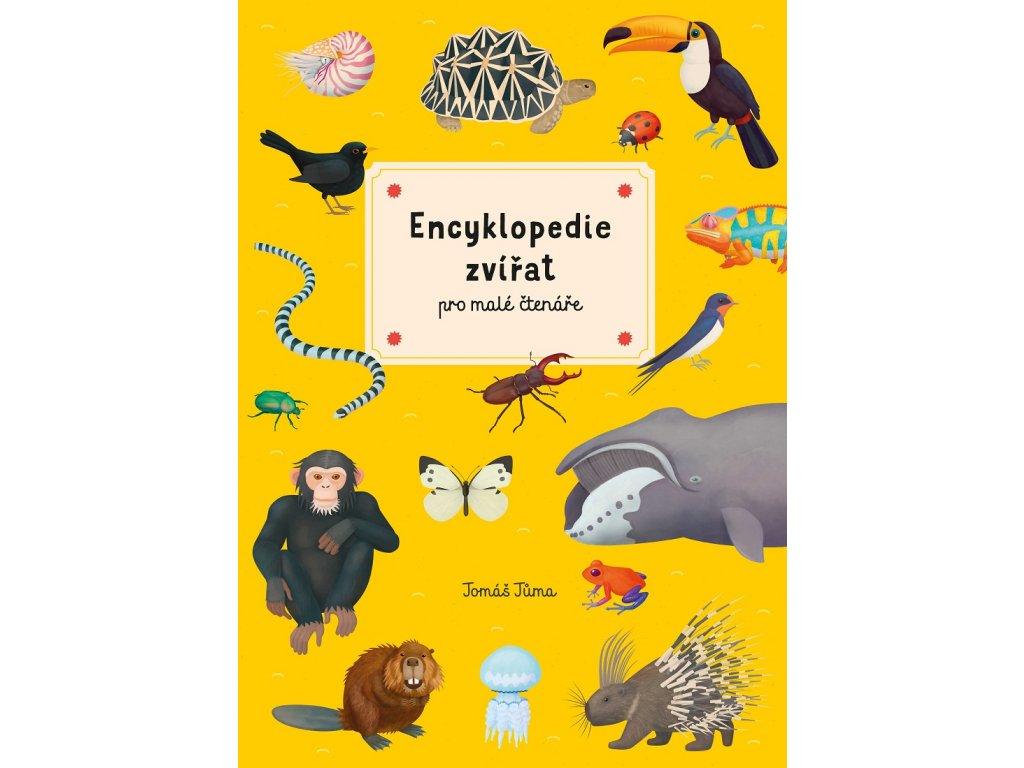ALBATROS Encyklopedie zvířat pro malé čtenáře - Tomáš Tůma