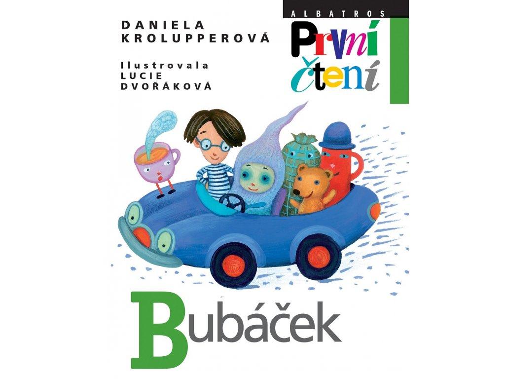 ALBATROS Bubáček - Daniela Krolupperová