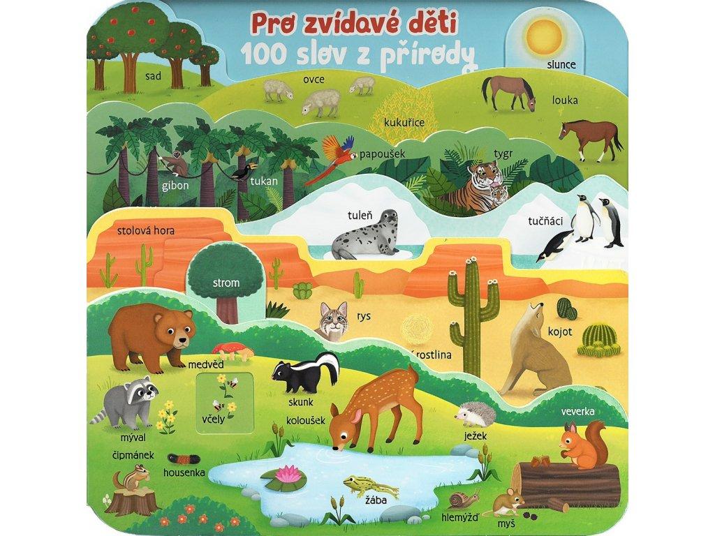 Egmont Pro zvídavé děti 100 slov z přírody