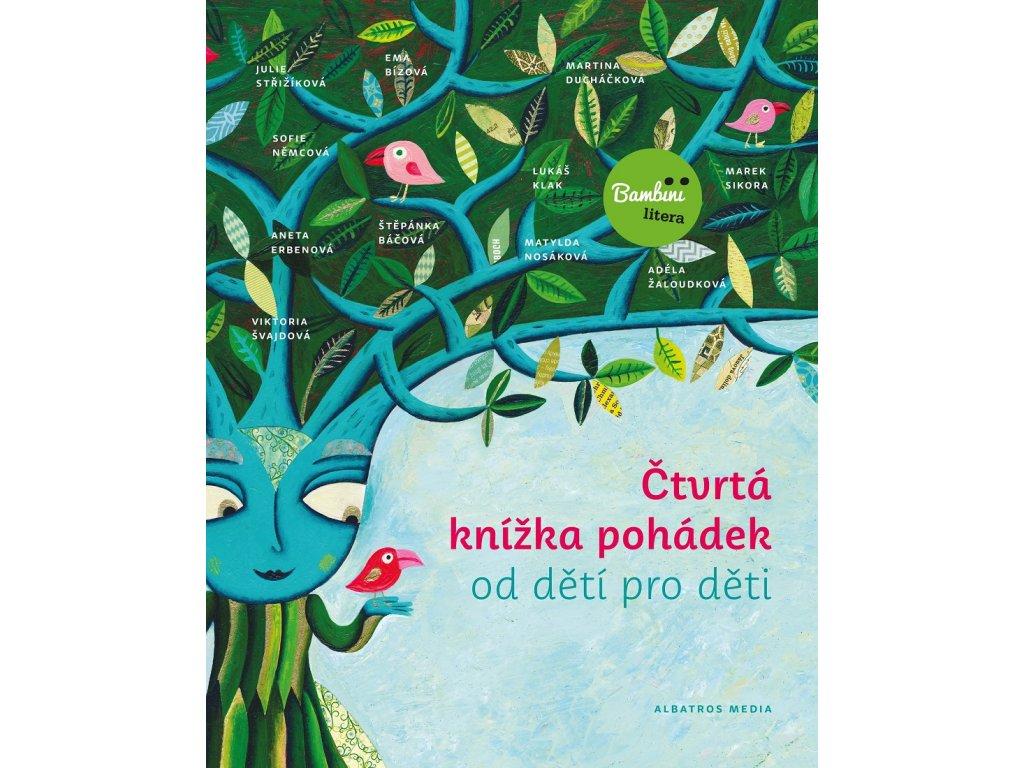 Edika Čtvrtá knížka pohádek od dětí pro děti