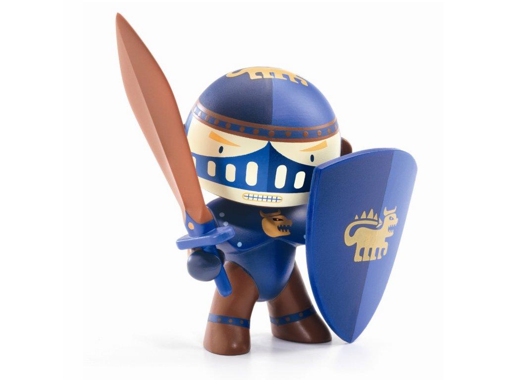 DJECO Pohyblivá figurka - Terra Knight