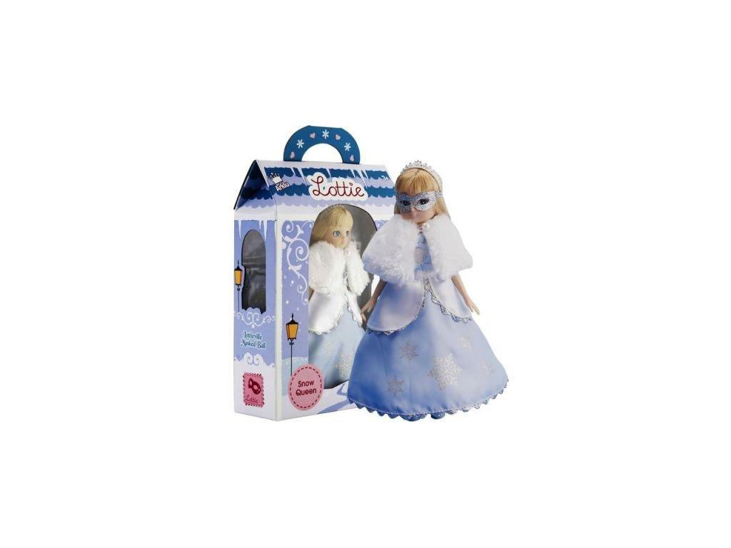 Panenka Sněhová královna