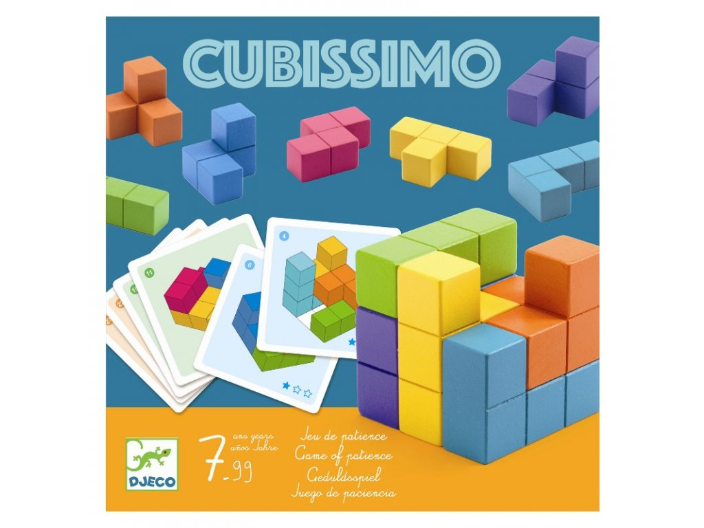 DJECO Cubissimo