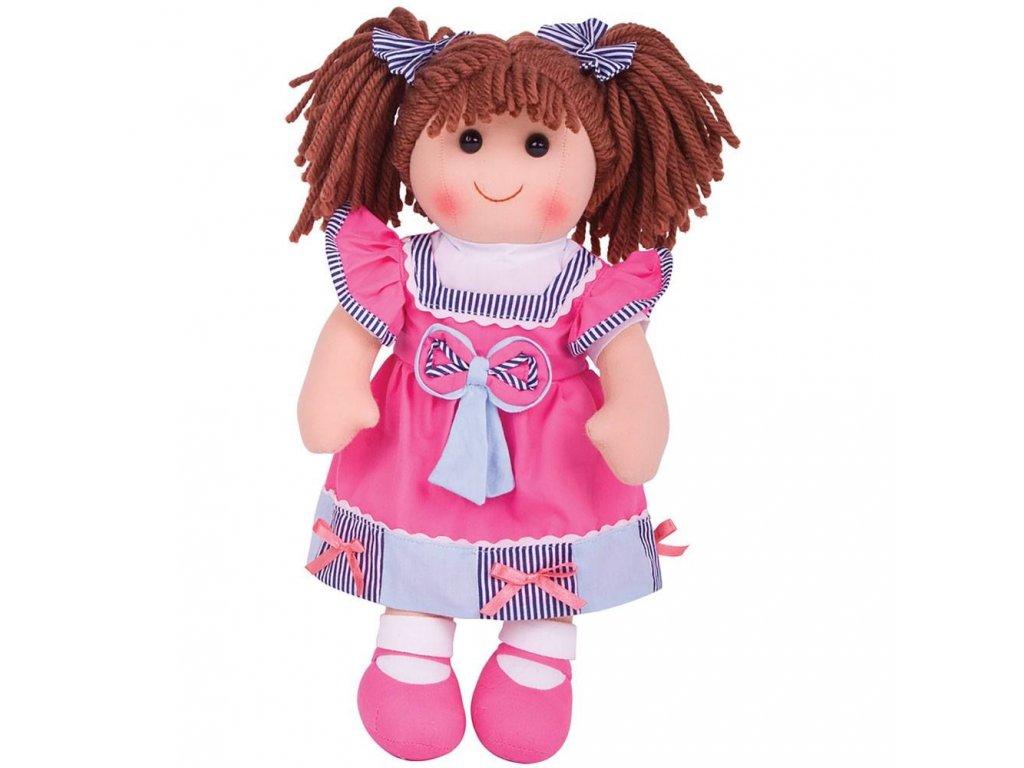 Látková panenka Emma 38 cm