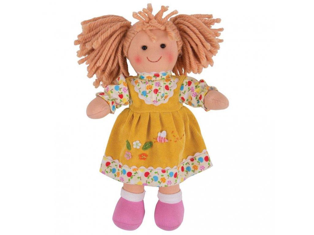 Látková panenka Daisy 28 cm