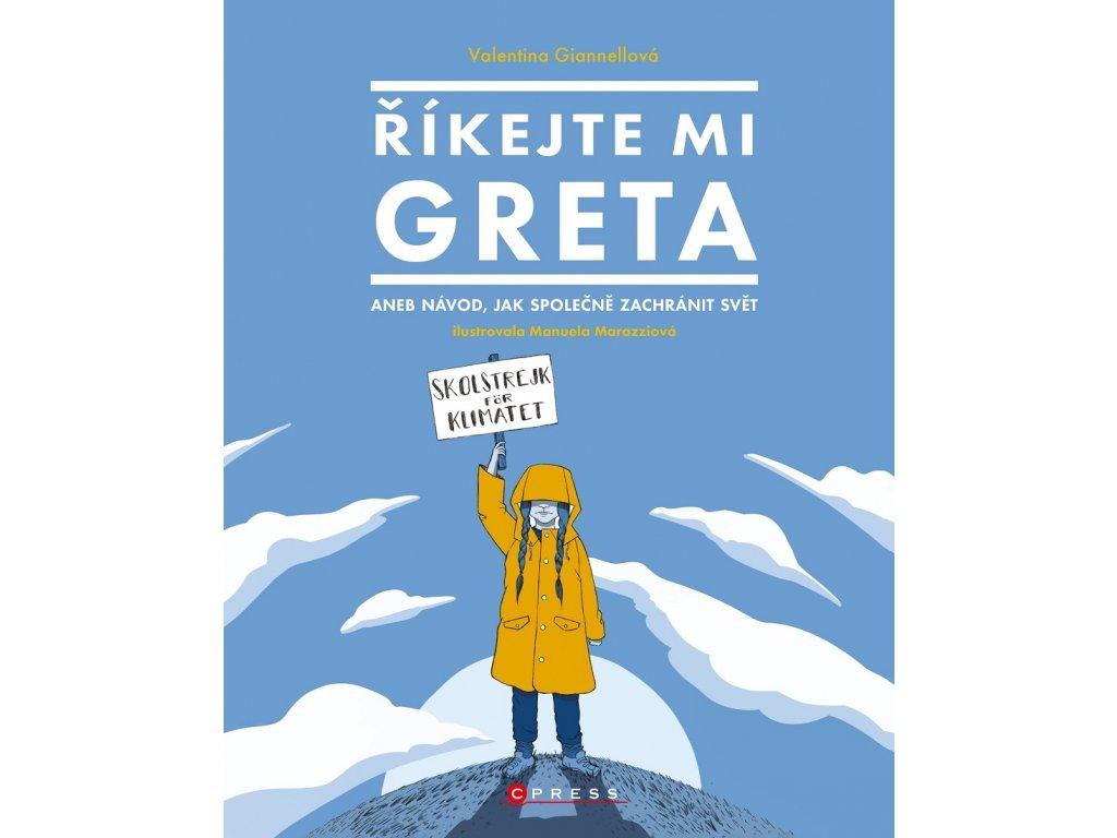 Říkejte mi Greta