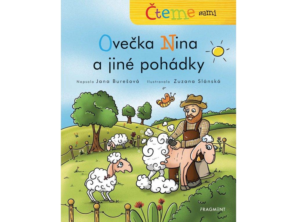 Čteme sami - Ovečka Nina a jiné pohádky