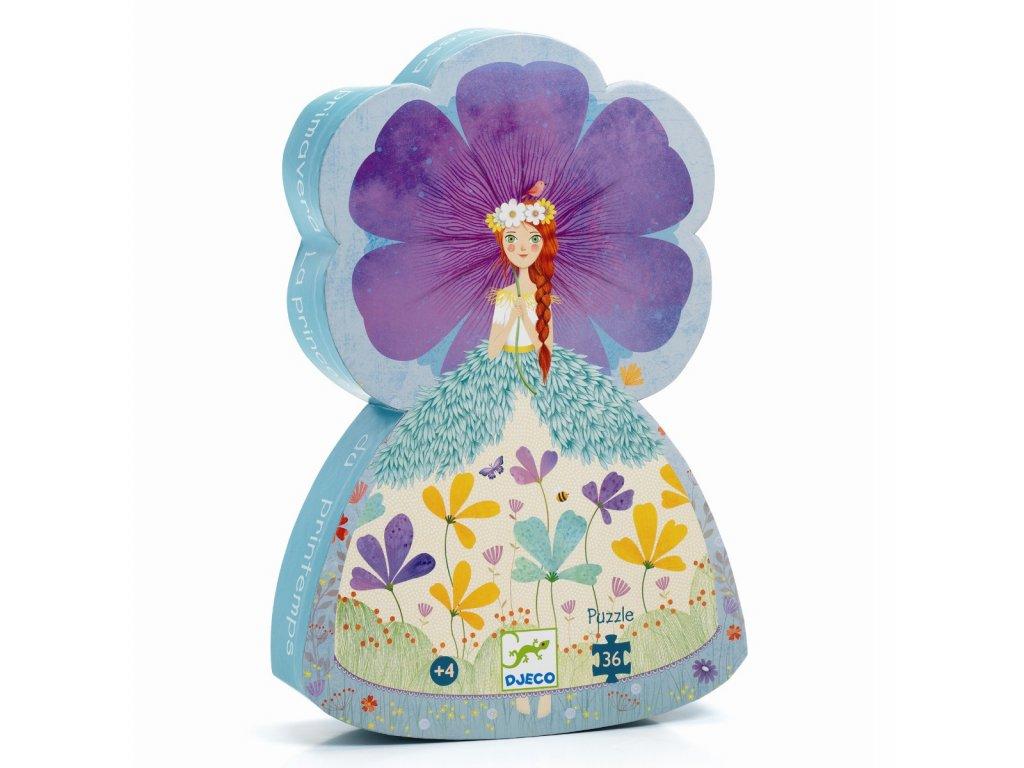 Puzzle - Jarní princezna