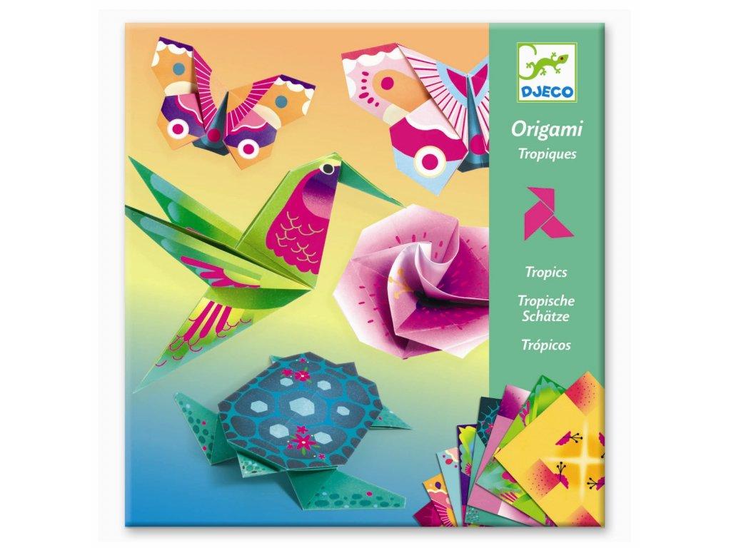 Origami - Tropy