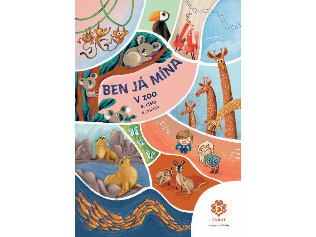 Časopis Ben Já Mína v ZOO