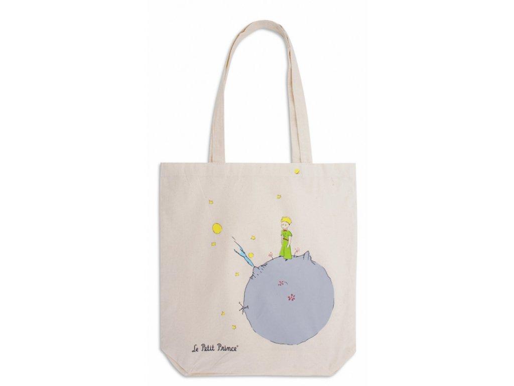 PRESCO GROUP Plátěná taška Malý princ (Le Petit Prince) – Planeta