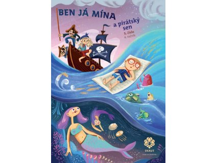 Časopis Ben Já Mína a pirátský sen