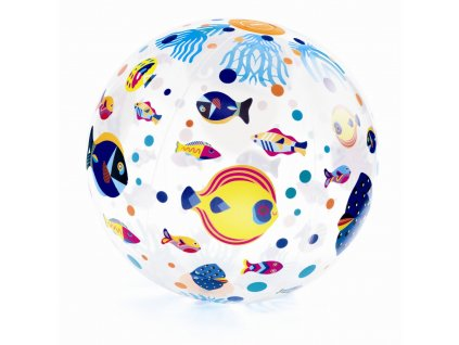 Nafukovací míč - Rybičky