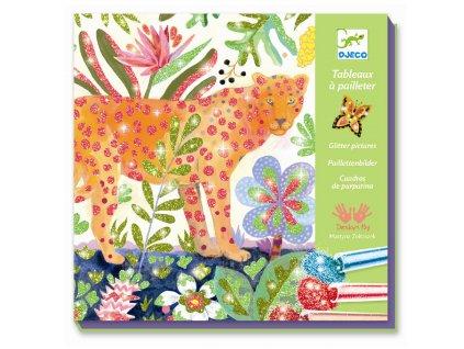Kreativní sada - Tropická zvířátka