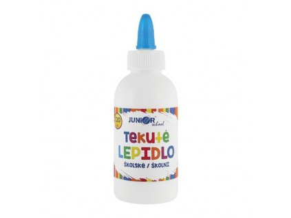 Lepidlo tekuté / bílé JUNIOR 120 ml
