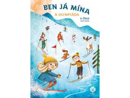 Junák Časopis Ben Já Mína a Olympiáda