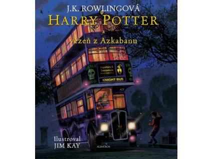 Harry Potter a vězeň z Azkabanu - ilustrované vydá