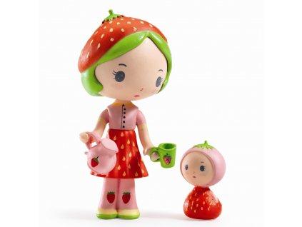 Pohyblivá figurka - Berry a Lila