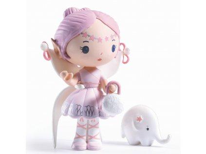 Pohyblivá figurka - Elfe a Bolero