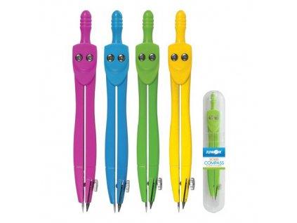 Kružítko školní SC1001 barevné - pevné