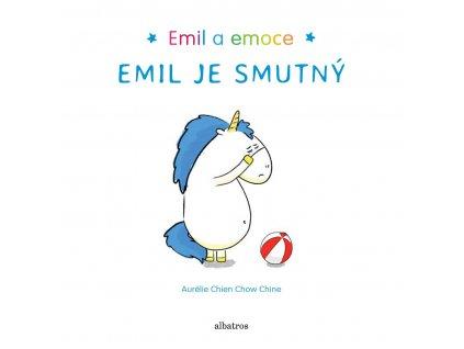 ALBATROS Emil je smutný - Aurélie Chien Chow Chine