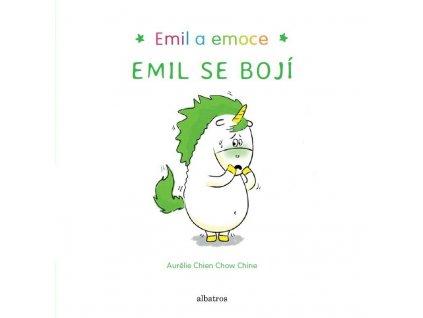 ALBATROS Emil se bojí - Aurélie Chien Chow Chine