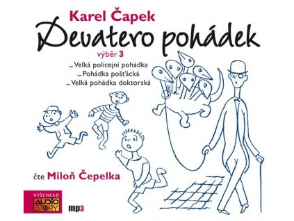 Devatero pohádek (audiokniha pro děti)