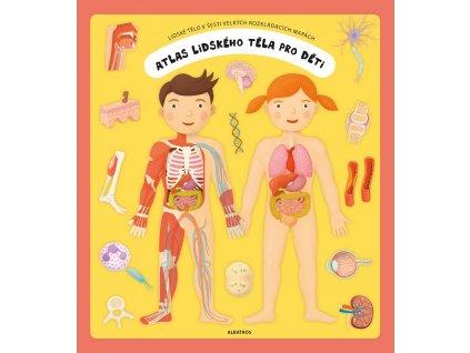 ALBATROS Atlas lidského těla pro děti - Oldřich Růžička