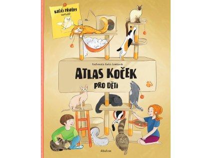 Atlas koček pro děti
