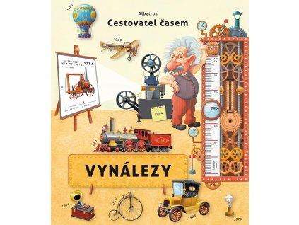 B4U Publishing Cestovatel časem - Vynálezy -  Silvie Sanža, Oldřich Růžička