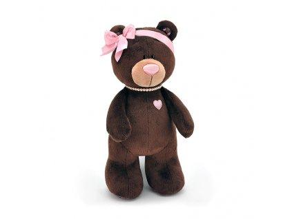 Medvídek MILK stojící (25 cm)